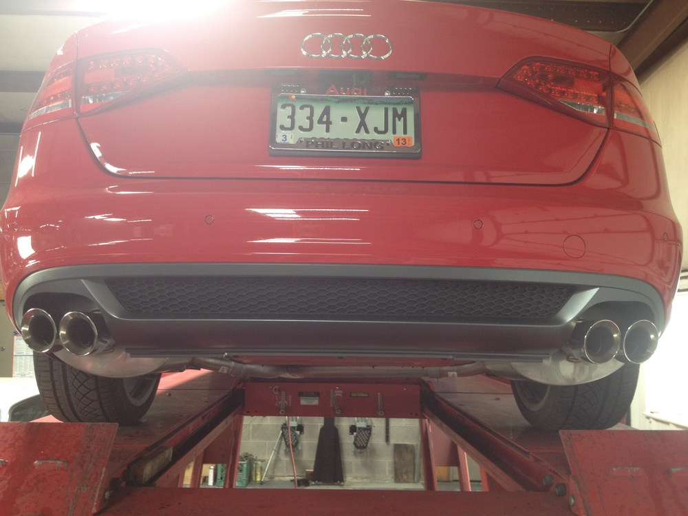 New rear valance