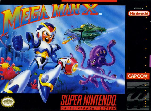 Mega Man X - Capcom | 1993