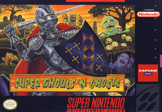 Super Ghouls 'n Ghosts - Capcom | 1991