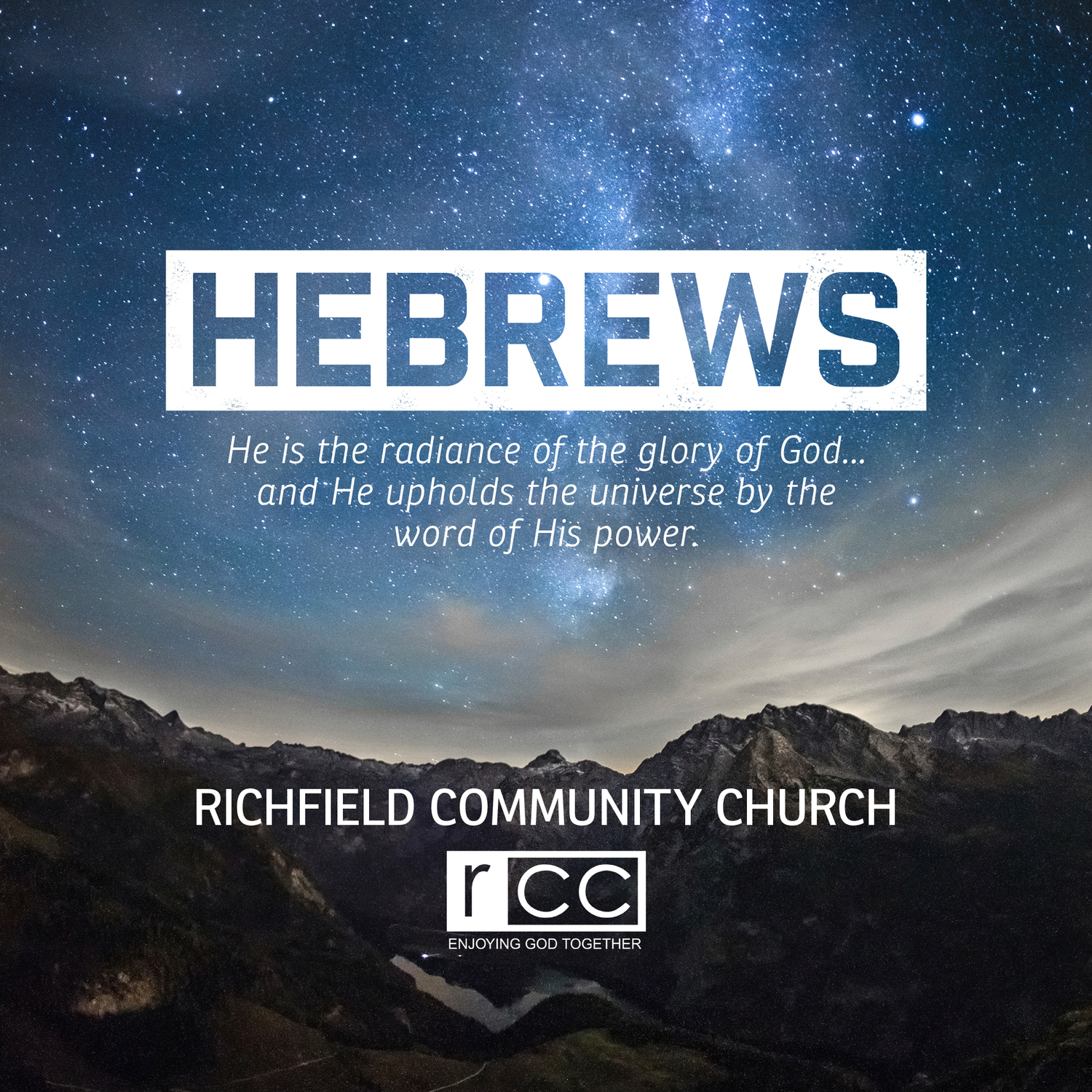 Sermons - Richfield Community Church