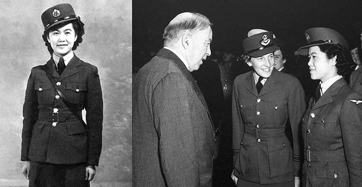 Royal Canadian Air Force Veteran, WW2