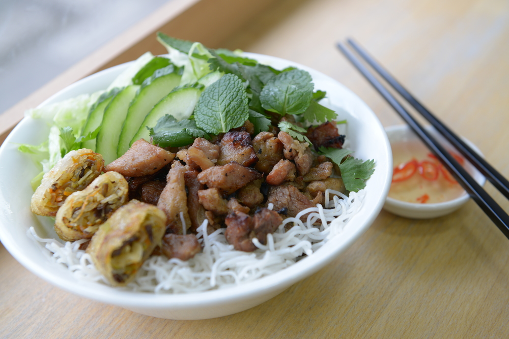 Come for the Bun Cha Brunch, best way to start the weekend