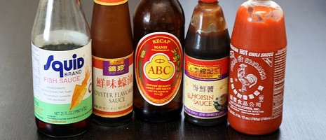Essentials to any Asian-style cooking