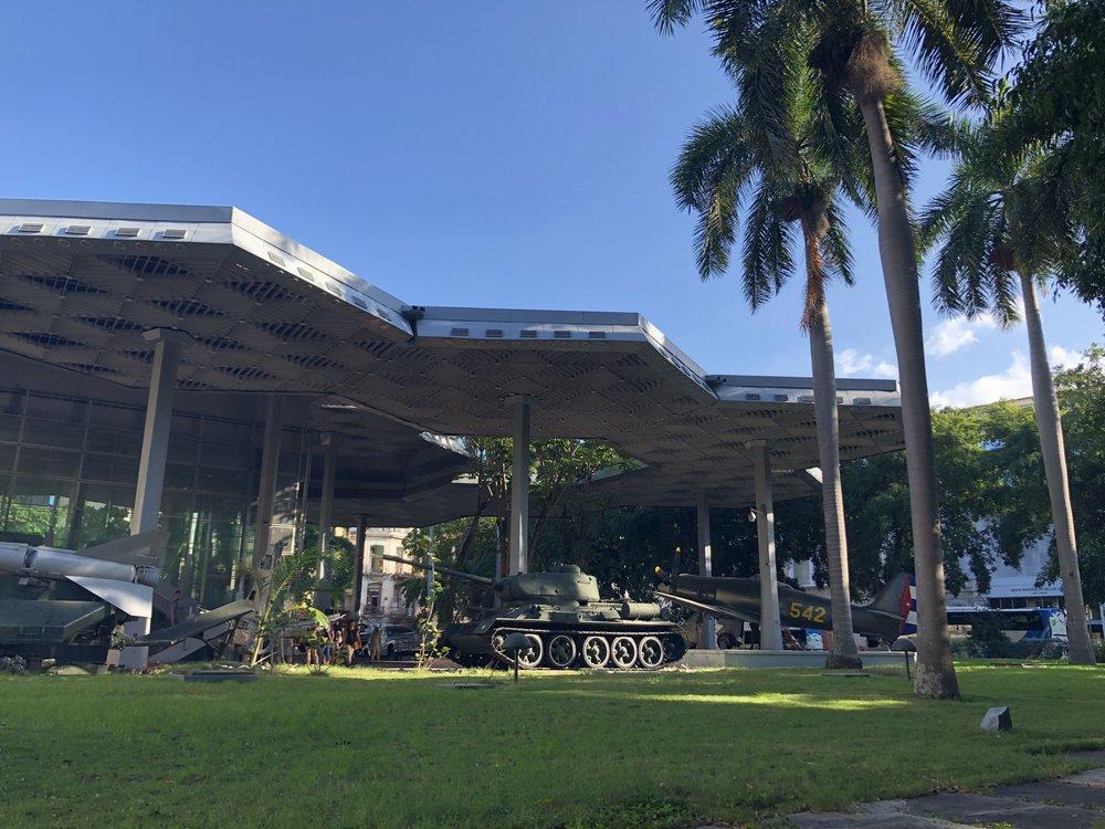 El Museo de la Revolución