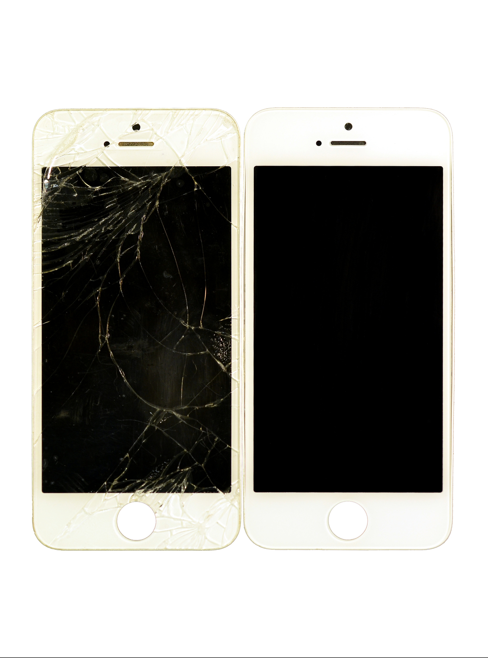 Before and after - iPhone screens replacements are our bread and butter at iFixOmaha