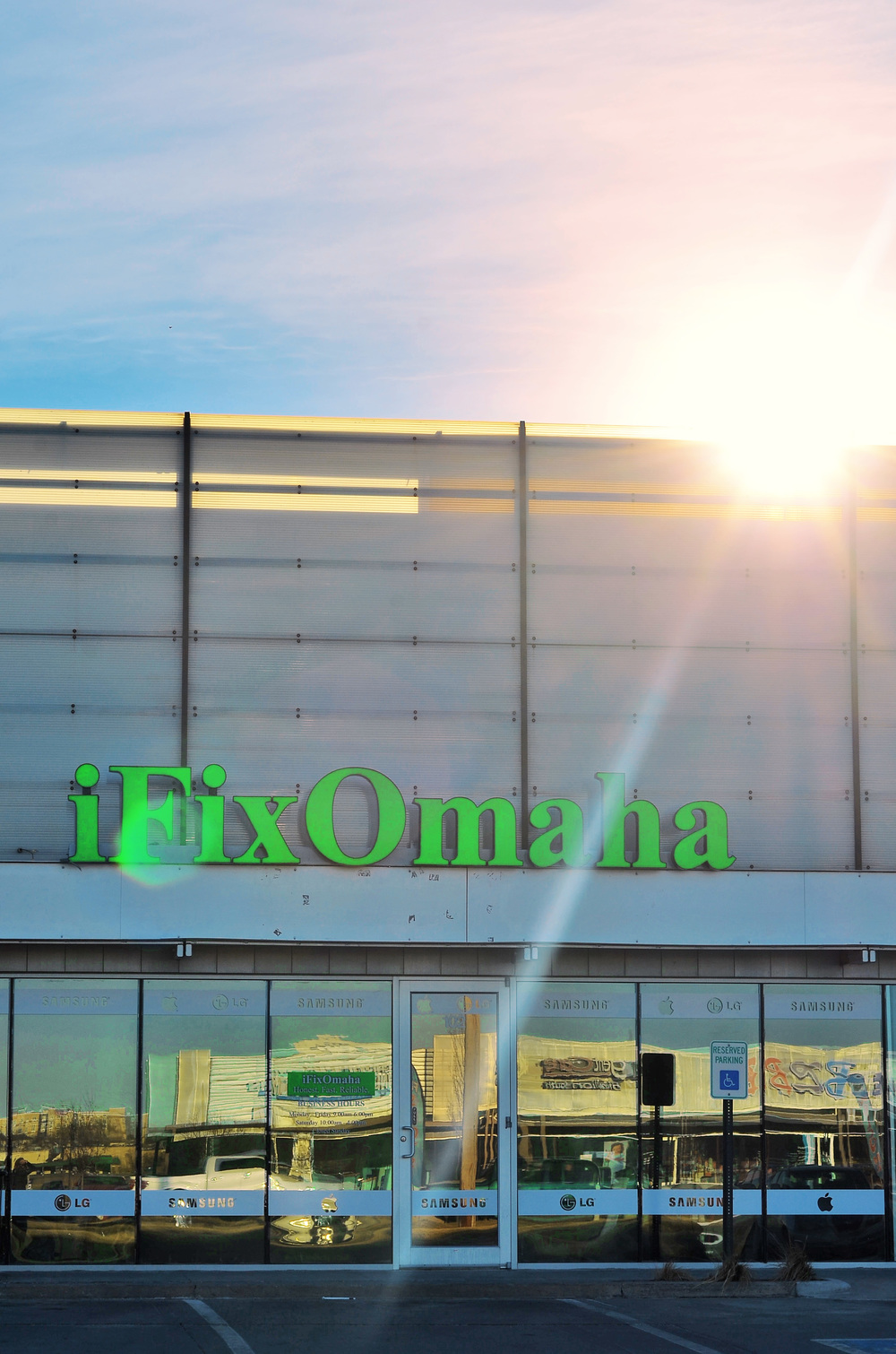 A new dawn for iFixOmaha