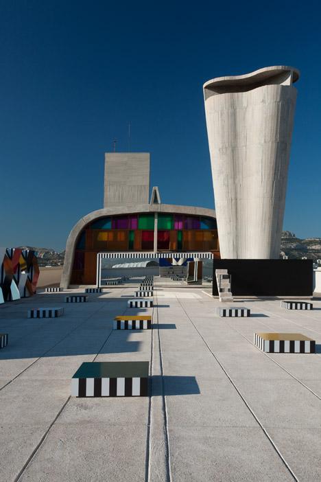 we love Le Corbusier