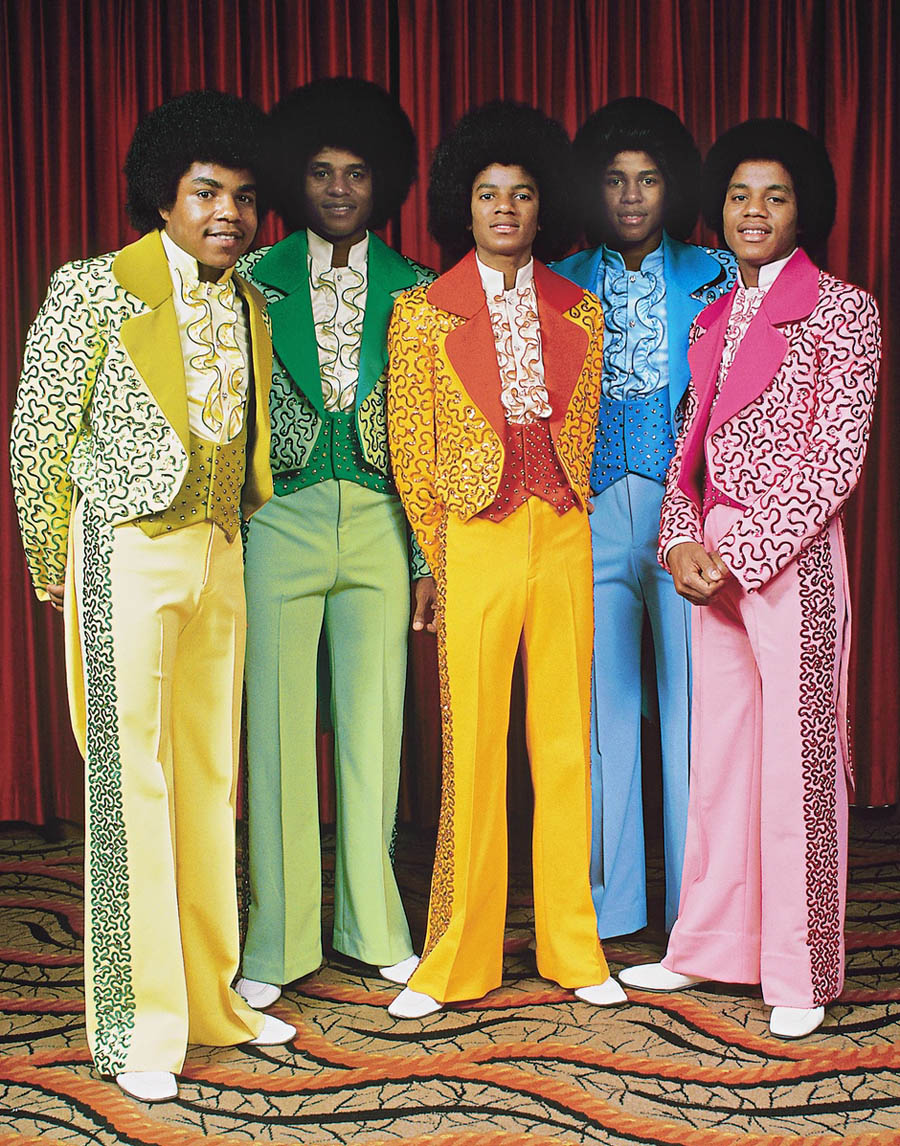 we love Jackson 5