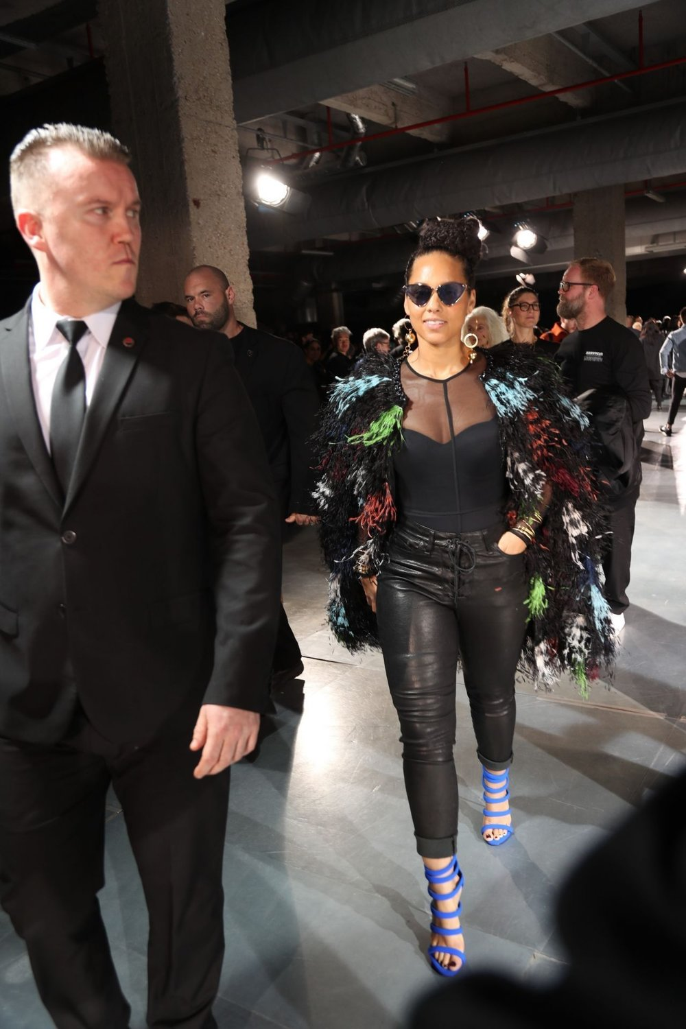 ALICIA KEYS IN KOCHÉ