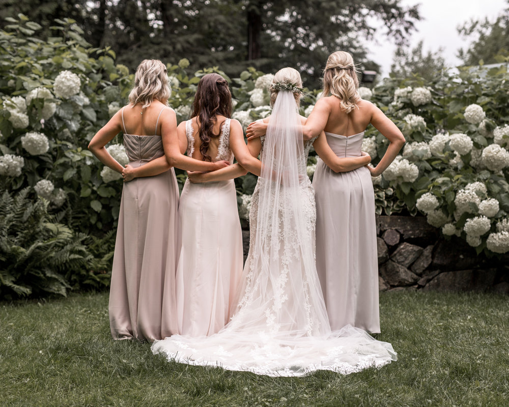 Bridal Party - Maid of Honour Guide