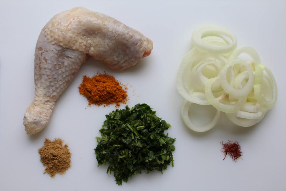 Bastila - Traditional Moroccan chicken pie