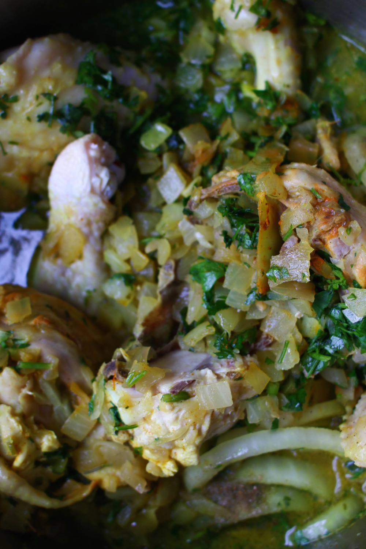 巴士底拉-传统的摩洛哥鸡派