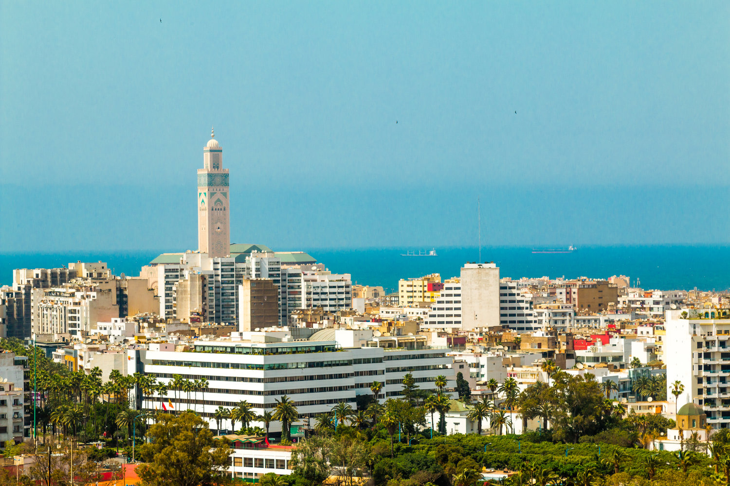 Pictures of Casablanca City + A GIVEAWAY