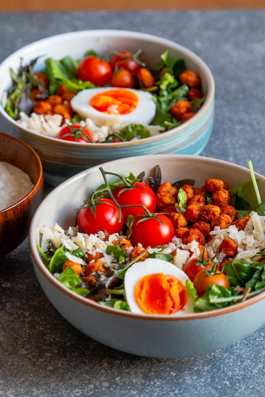 Crispy harissa chickpea ceasar salad -8.jpg