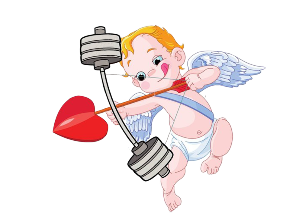 Cupid's Barbell - Saturday, February 16th 8:00AM at Crossfit SilverBull.