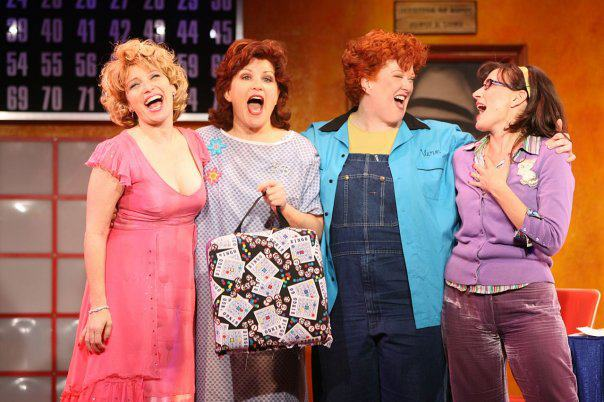 Liz Larsen, Klea Blackhurst, Liz McCartney, & Janet Metz in the Original 2006 Off-Broadway production.