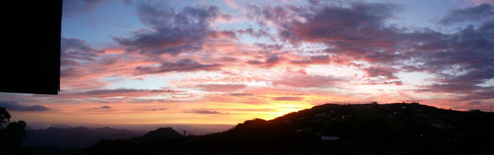 Another Little Buller sunset for you.