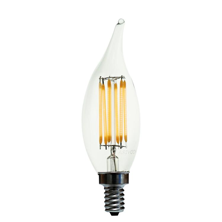 Candelabra Led 60w: LED Candelabra Bulb 60W Equivalent Warm White 2700K