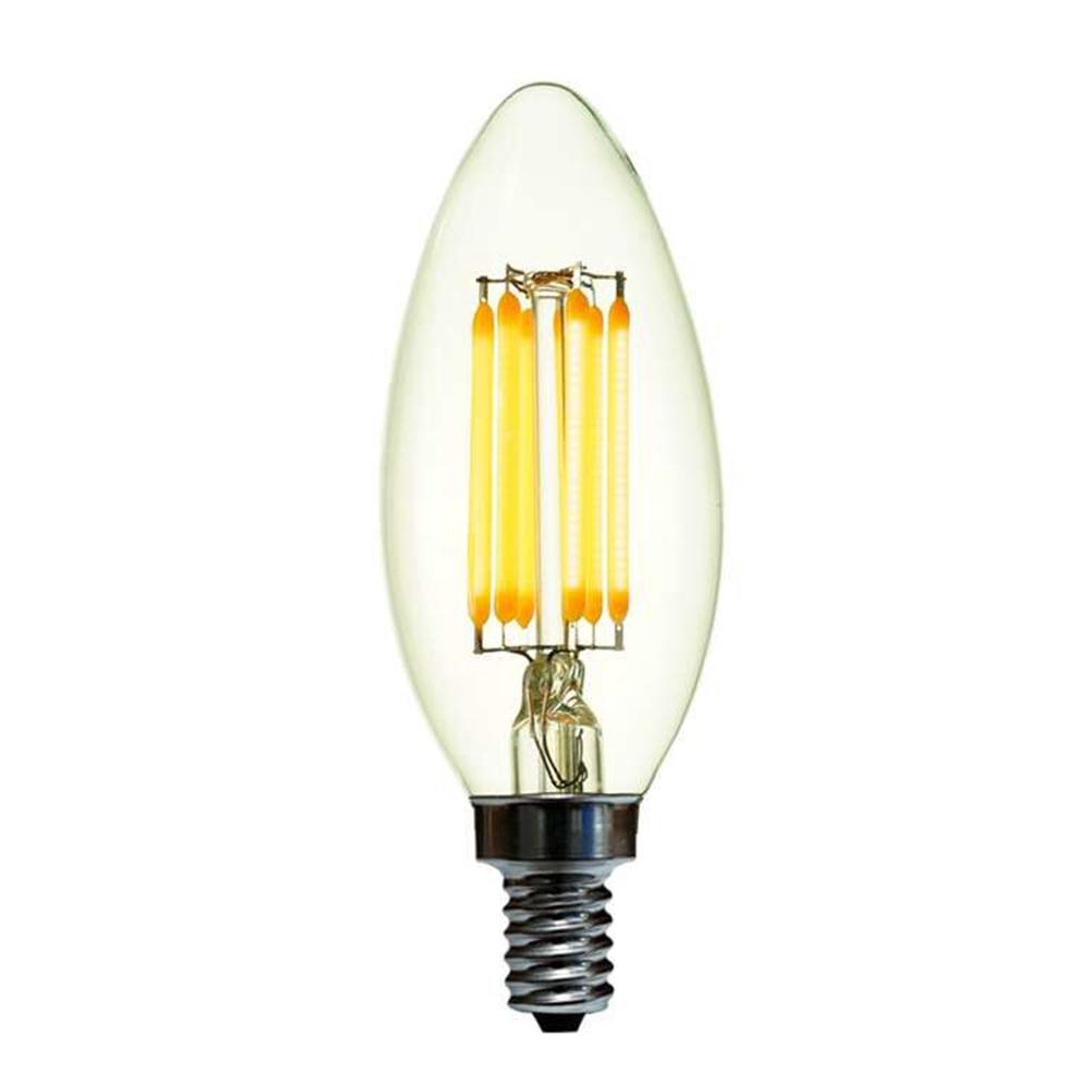 Led Candelabra Bulb 60w Equivalent Warm White 2700k