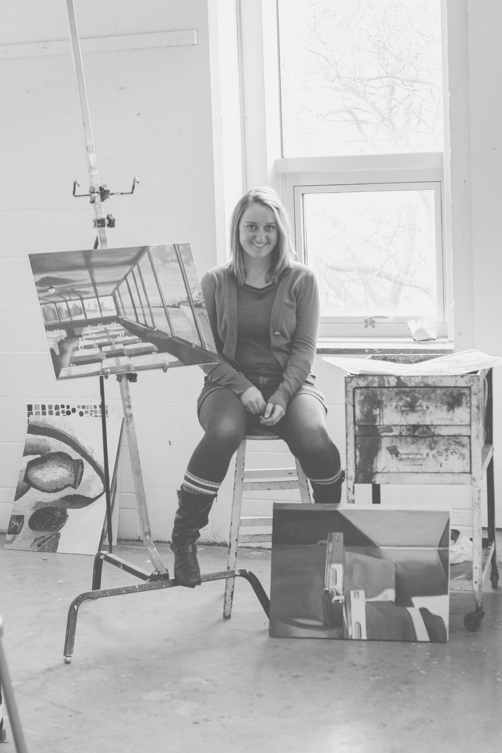 Megan Massara :: Painter :: Columbus Ohio