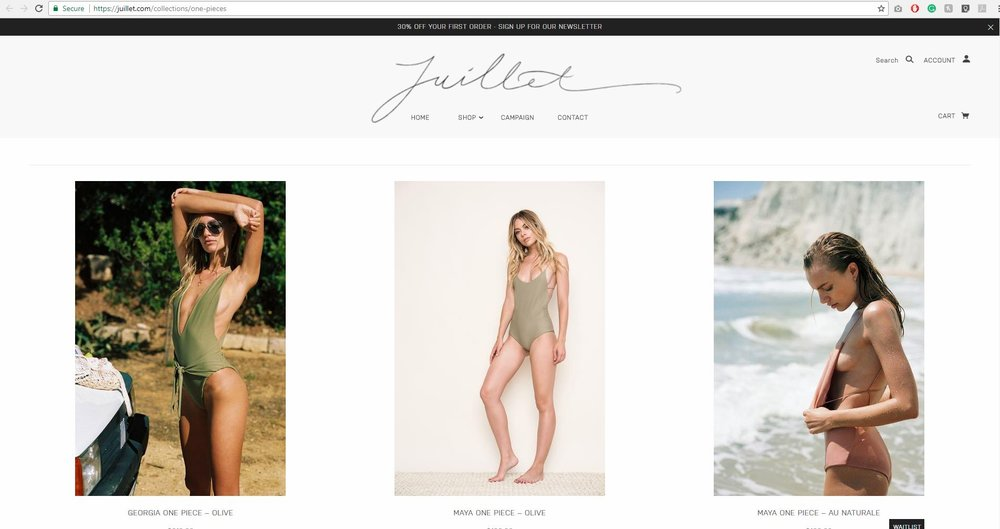 juillet.com   2017 (retouched the middle image -  view here )