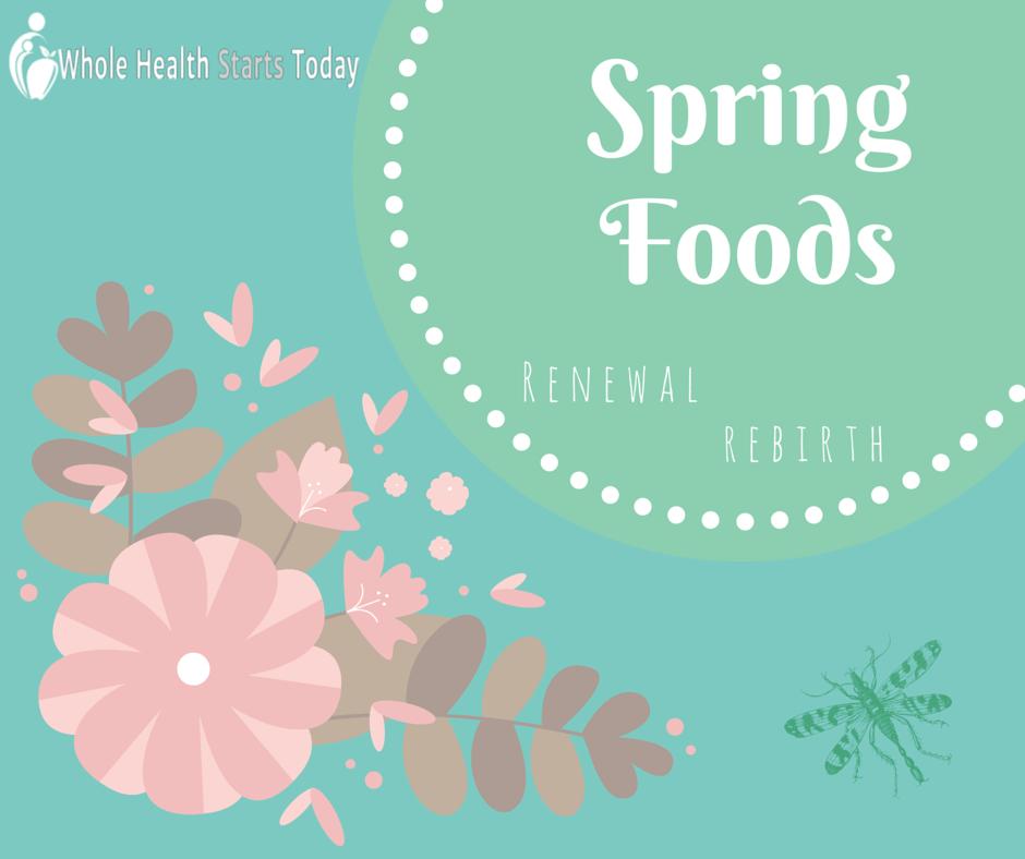 Spring-Foods