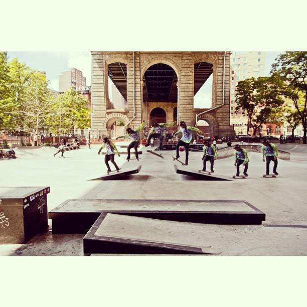 Skate! #nyc #les