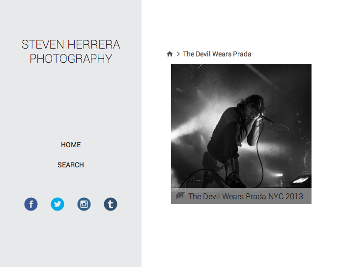 The Devil Wears Prada live at Best Buy Theater prints are up now!!    StevenHerreraPhotography.com/prints