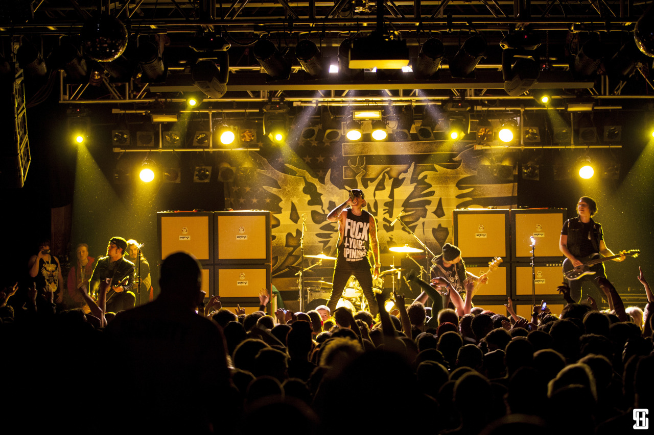 Attila live at Starland Ballroom Nj 2/1/14    Buy this print here !!!  stevenherreraphotography.com/prints