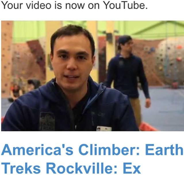 Yup #americasclimber #photography #climbing