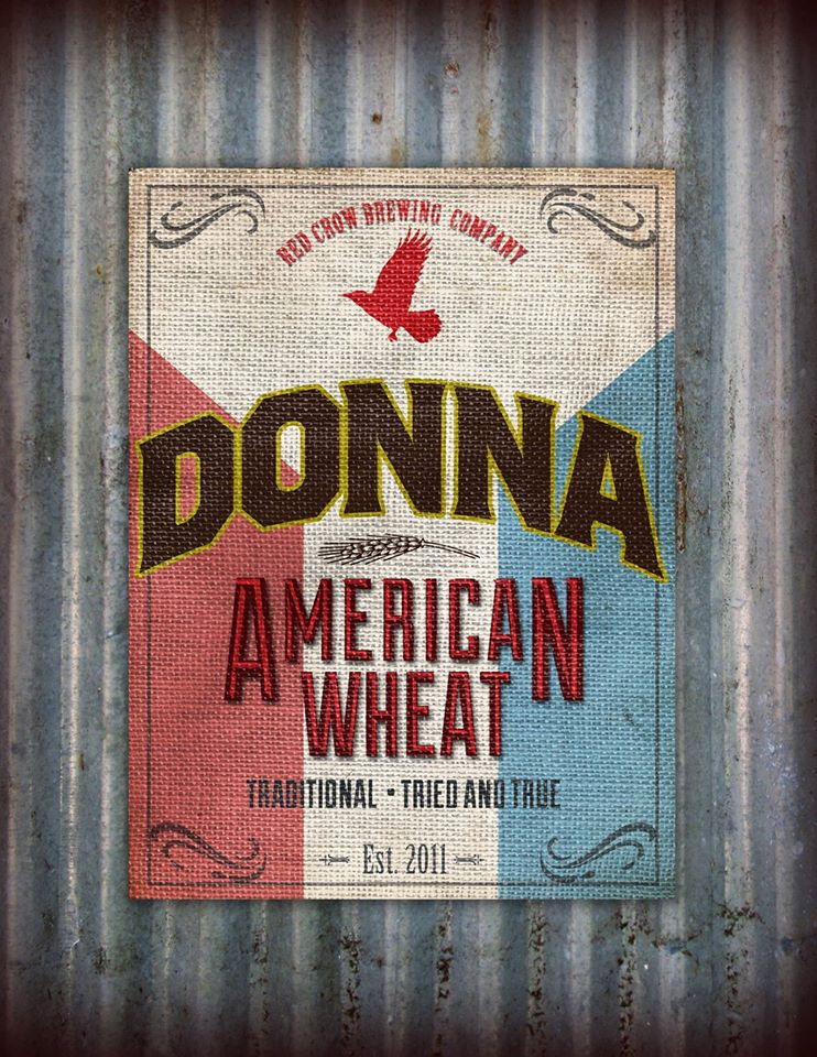 Donna     Donna is a Little Different… Mysterious and Laid back   ABV……..5.0% Bitterness:……25 IBUs  American barley and Wheat malt, Combined with citrus aroma to create this soft-bodied beer.  Orange and grapefruit characters blend with a bitterness that finishes clean and refreshing.