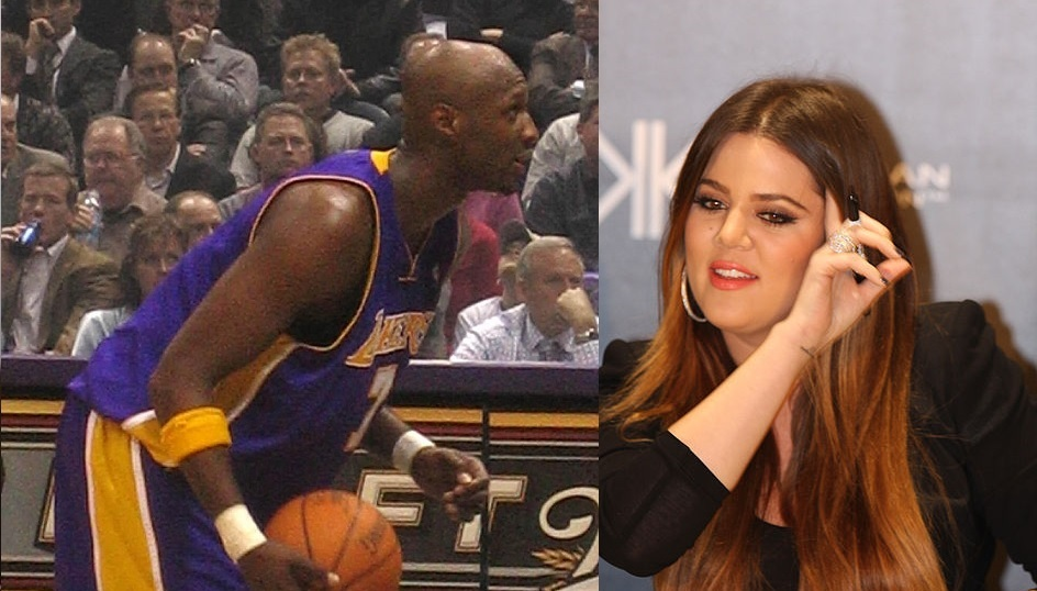 Khloe has medical authority over lamar odom