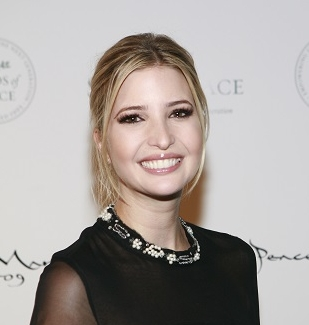 ivanka trump resigns as trustee