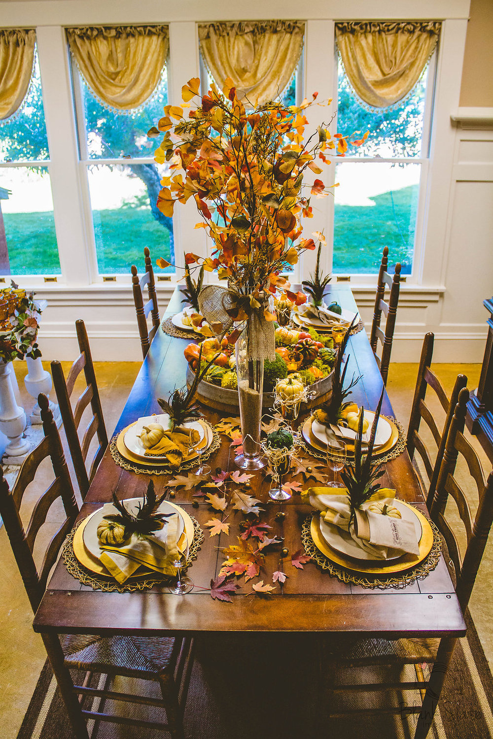The Art of Setting your Thanksgiving Table Tips for Taking it to the Next Level & The Art of Setting your Thanksgiving Table: Tips for Taking it to ...