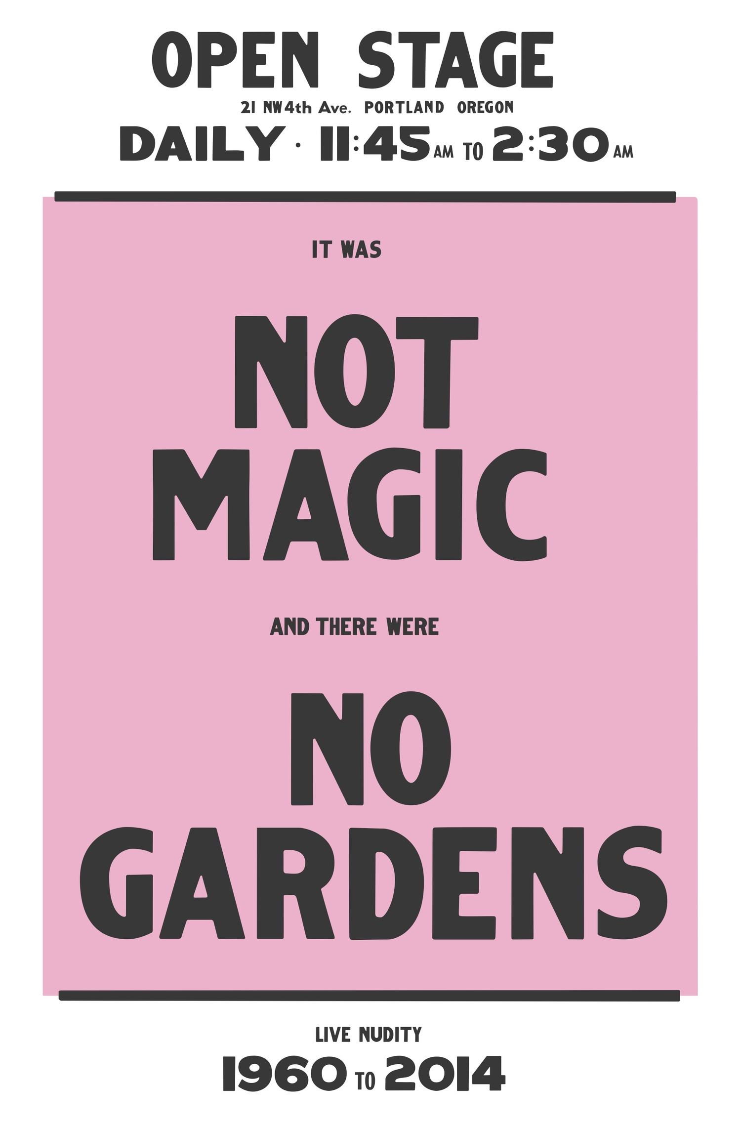 Not Magic No Gardens By Chris Larson One Grand Gallery