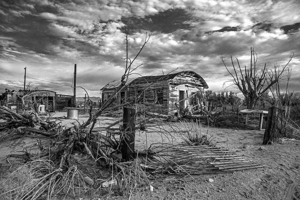 Desolation in the Desert
