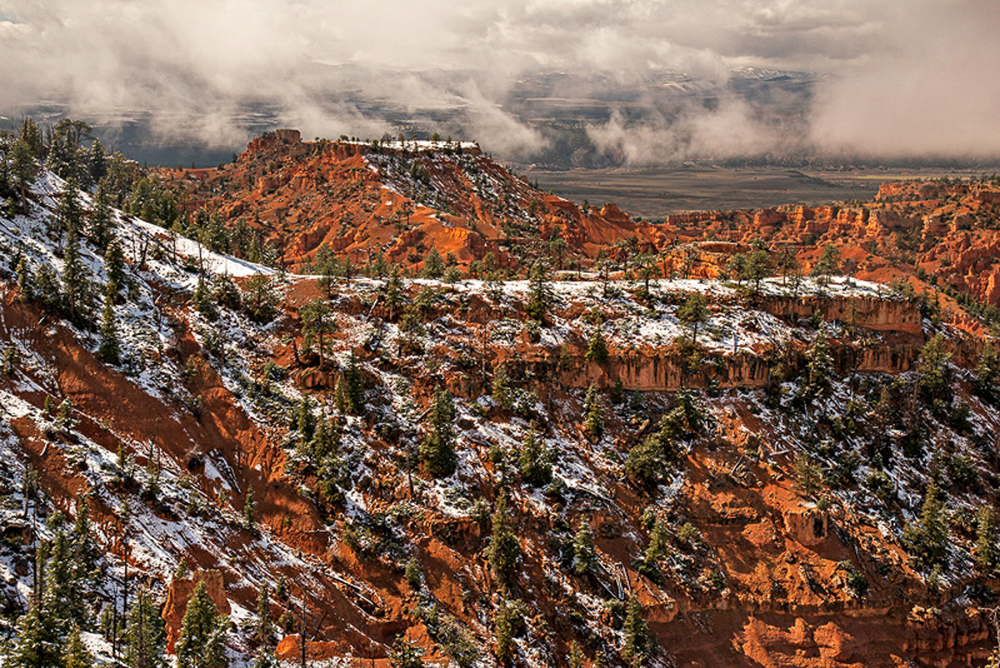 Losee Canyon Overlook, Red Canyon