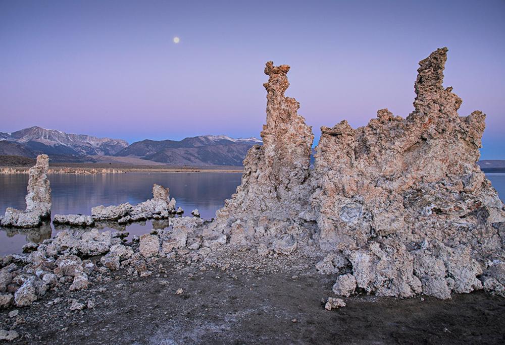 Moonrise Mono Lake