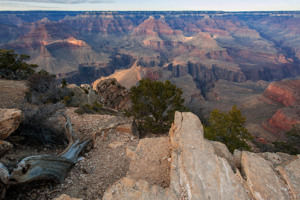 Grand Canyon Maripoca Overlook