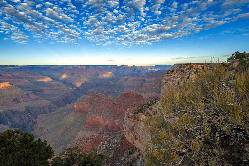Grand Canyon Late Afternoon Light
