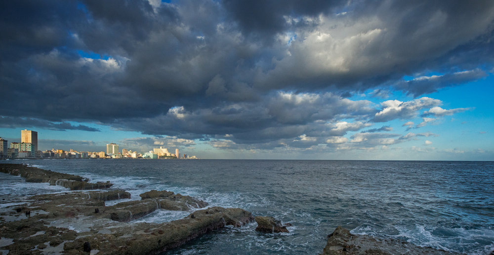 Havana Skyline Panoramic