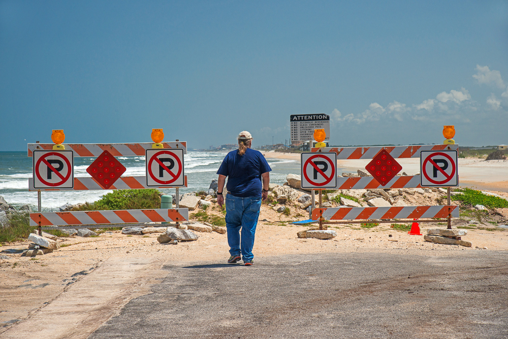 The End of the Rte, A-1A, Neil Armingeon, Matanzas Riverkeeper