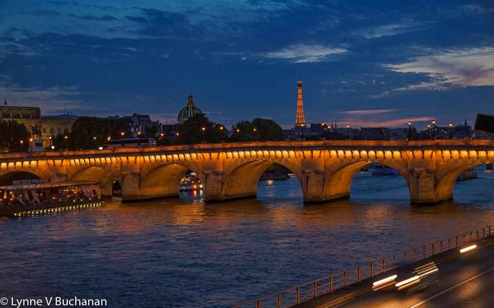 The Pont Neuf at NightT