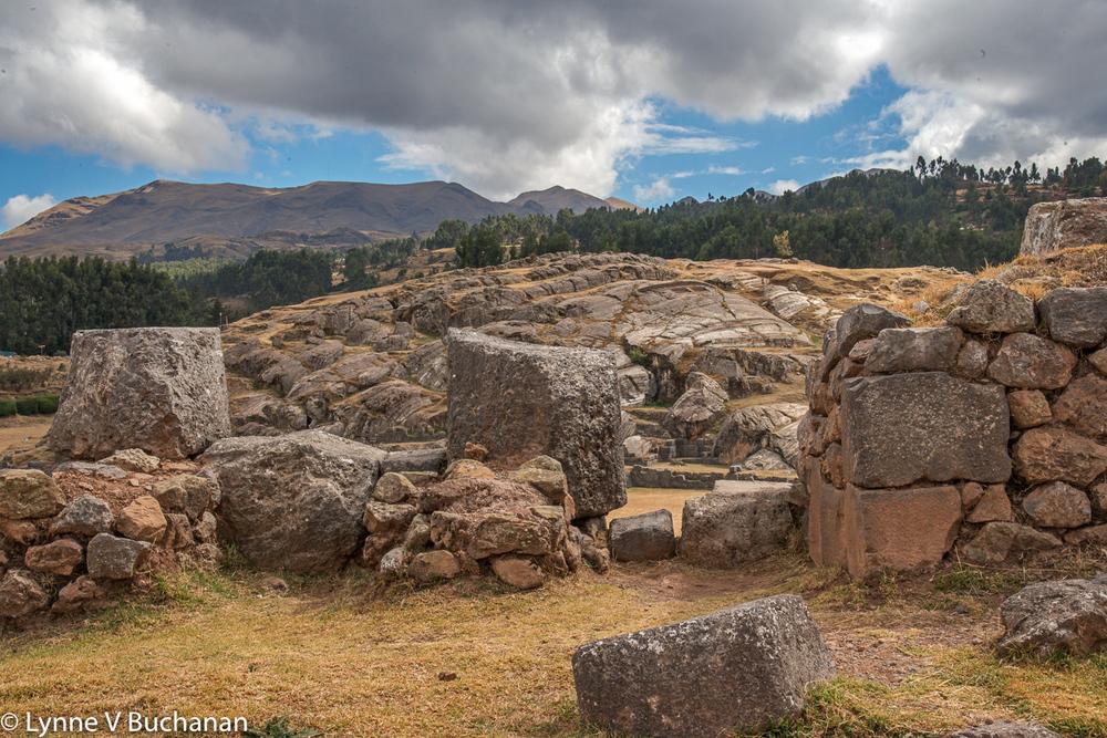 Sacsayhauman Ruins