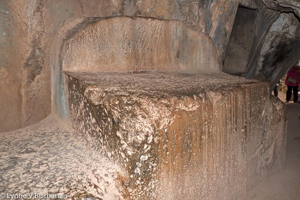 Altar at Sacsayhauman