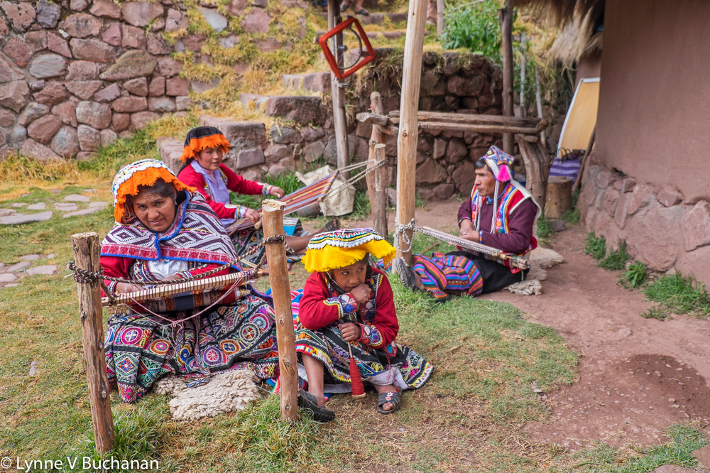 Cottage Industry of Weavers