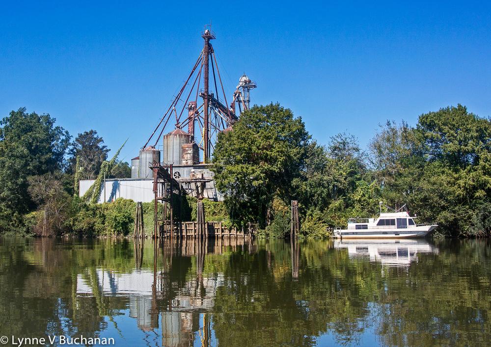 Neal Lumber Mill, Apalachicola River