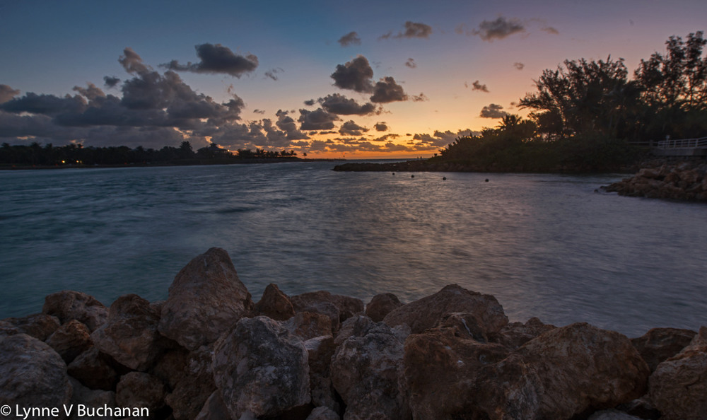 Sunrise, Jupiter Inlet