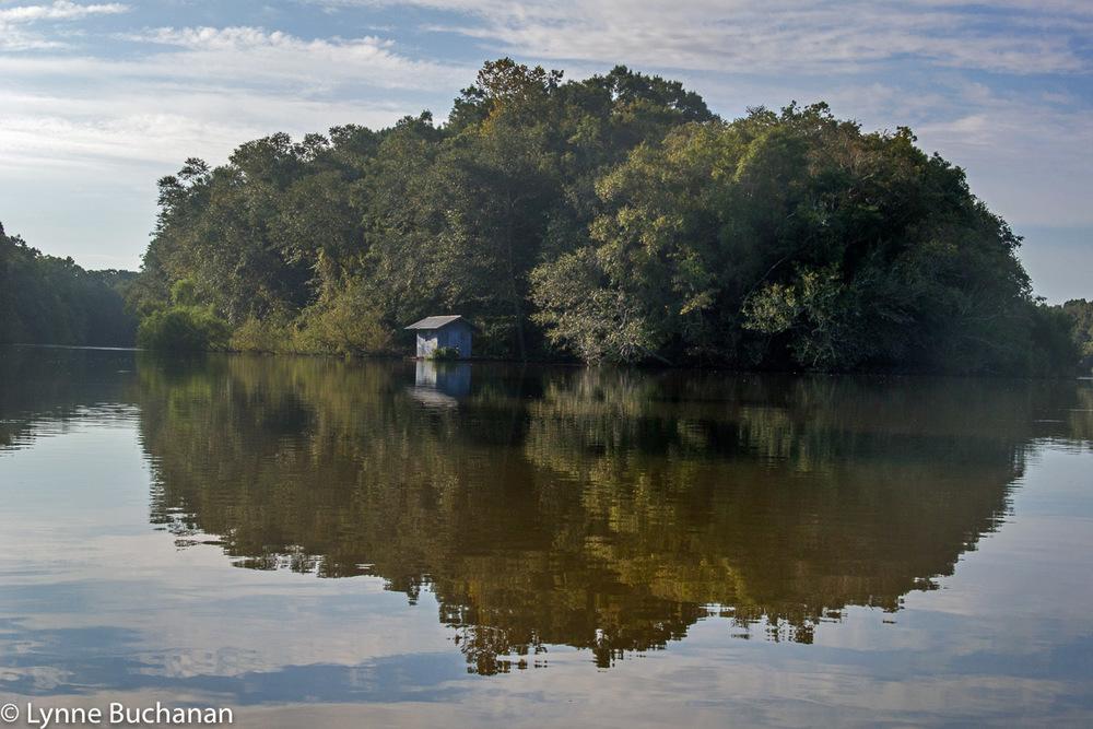 Island Floating House