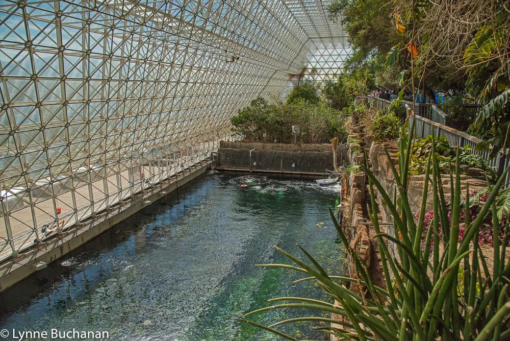 Indoor Ocean, Biosphere 2
